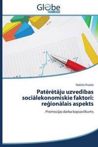 Pateretaju Uzvedibas Socialekonomiskie F