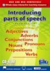 Introducing Parts of Speech