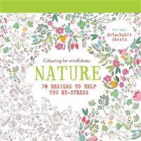 Nature - 70 designs to help you de-stress