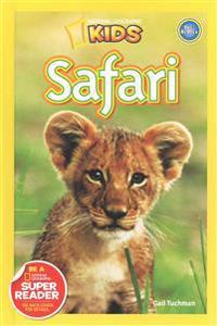 Safari (1 Hardcover/1 CD)