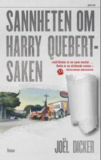 Sannheten om Harry Quebert-saken - Joël Dicker | Inprintwriters.org
