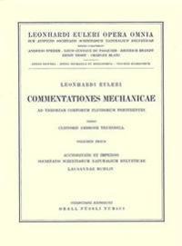 Commentationes Mechanicae Ad Theoriam Corporum Fluidorum Pertinentes