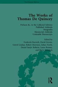 Works of Thomas De Quincy