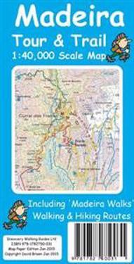 Madeira TourTrail Map