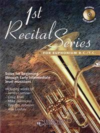 First Recital Series: Euphonium B.C./T.C.