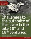 Edexcel AS/A Level History, Paper 1&2: Challenges to the authority of the state in the late 18th and 19th centuries Student Book + ActiveBook
