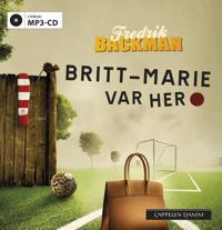 Britt-Marie var her - Fredrik Backman pdf epub