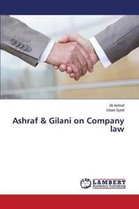 Ashraf & Gilani on Company Law