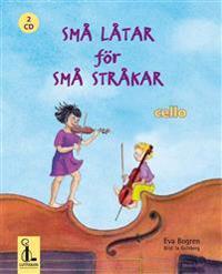 Små låtar för små stråkar : cello