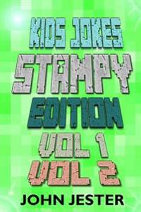 Kids Jokes - Stampy Edition Vol 1 and 2