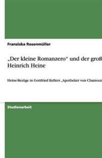 """""""Der Kleine Romanzero Und Der Groe Heinrich Heine"""