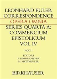 Correspondence of Leonhard Euler With Christian Goldbach