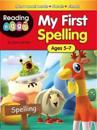 Reading eggs: my first spelling