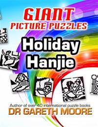 Holiday Hanjie: Giant Picture Puzzles