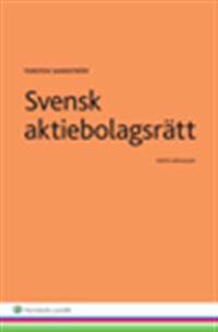 Svensk aktiebolagsrätt