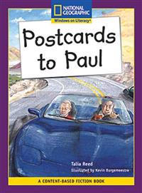Postcards to Paul