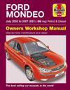 Ford mondeo petrol & diesel 03-07