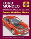 Ford Mondeo PetrolDiesel (03-07)