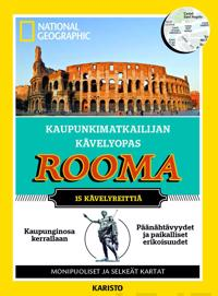 Kaupunkimatkailijan kävelyopas - Rooma