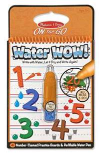 Water Wow! - Numbers