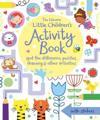 Little childrens activity book
