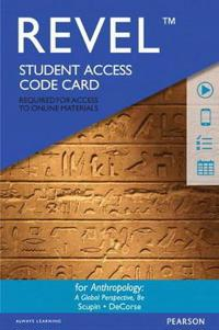 Revel for Anthropology: A Global Perspective -- Access Card