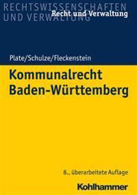 Kommunalrecht Baden-Wurttemberg