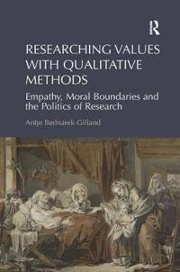 Researching Values with Qualitative Methods