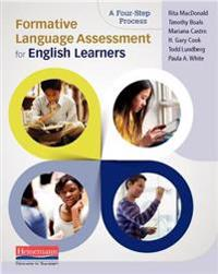 Formative Language Assessment for English Learners: A Four-Step Process