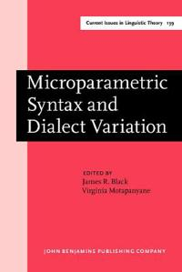 Microparametric Syntax and Dialect Variation