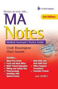 Ma Notes:Medical Assistants Pkt Gde 3e