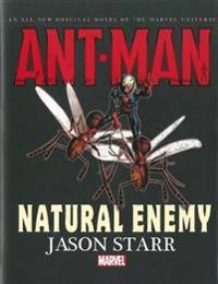 Ant-man: Natural Enemy Prose Novel