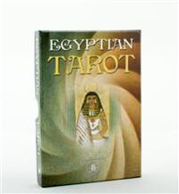 Egyptian Tarot Grand Trumps: 22 full colour cards & instruction booklet