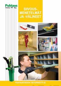 Siivousmenetelmät ja -välineet