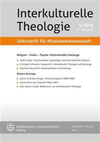 Religion - Kultur - Psyche: Kultursensible Seelsorge