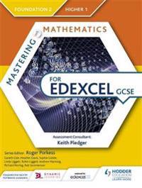 Mastering Mathematics for Edexcel GCSE: Foundation 2/Higher 1