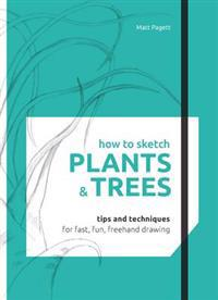 How to Sketch: PlantsTrees
