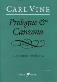 Prologue & Canzona