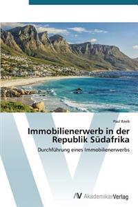 Immobilienerwerb in Der Republik Sudafrika
