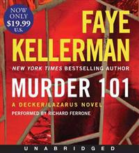 Murder 101 Low Price CD: A Decker/Lazarus Novel