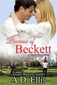 Because of Beckett, a Torey Hope Novel Book 2