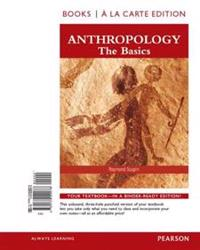 Anthropology: The Basics, Books a la Carte Edition