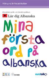 Mina första ord. Albanska