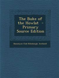 The Buke of the Howlat