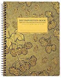 Cascade Hops Coilbound Decomposition Ruled Book