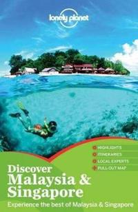 Lonely Planet Discover Malaysia & Singapore [With Map]