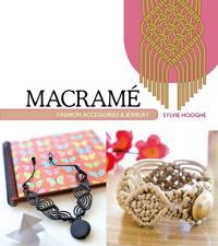 Macrame Fashion Accessories & Jewelry