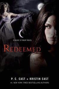 rödeemed  A House of Night Novel - P. C. Cast  Kristin Cast - böcker (9781250055439)     Bokhandel