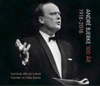 André Bjerke 100 år - André Bjerke | Inprintwriters.org