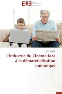 L'Industrie Du Cin�ma Face � La D�mat�rialisation Num�rique